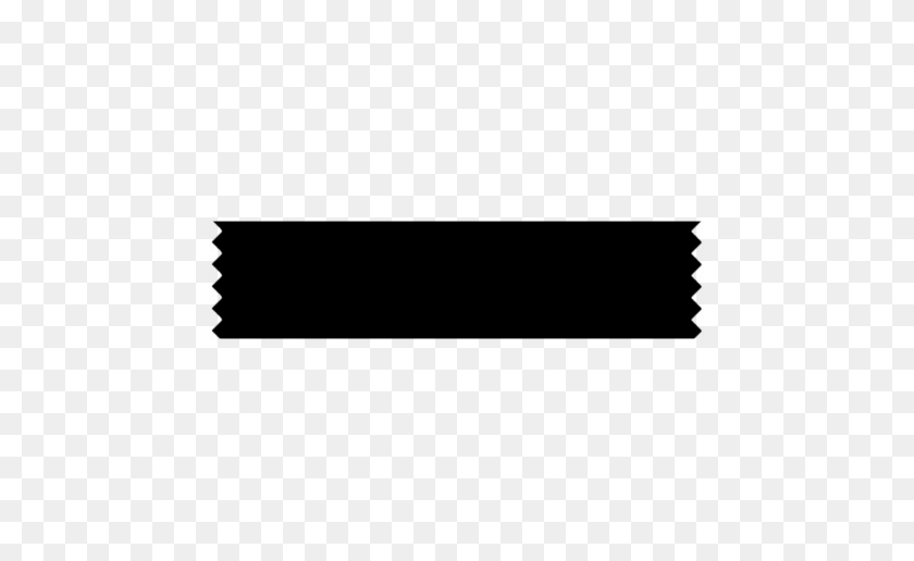 Washi Graphic - Clear Tape PNG