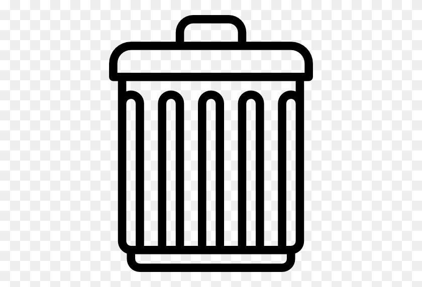 Waste Bin, Trash Can, Garbage Can, Trash, Trash Bin, Tools - Trash Clipart