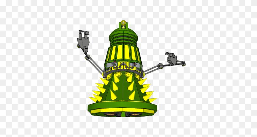 Watcher Datafile Hydra Daleks Marvel Plot Points - Dalek PNG