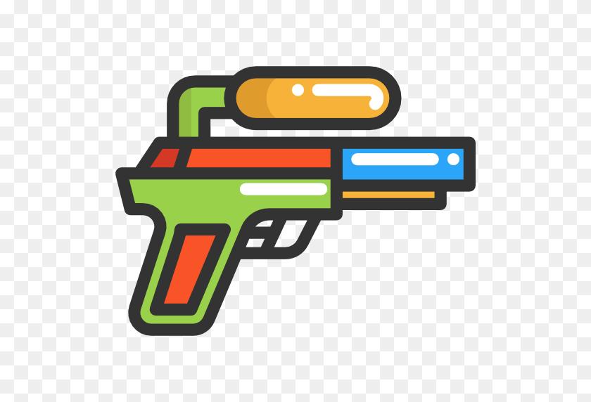 Water Gun Png Transparent Water Gun Images - Cartoon Gun PNG