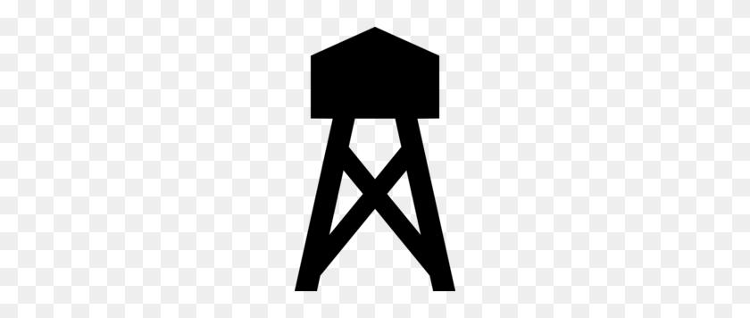 Water Tower Clip Art - Water Tower Clip Art
