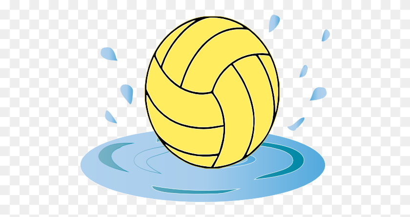 Water Volleyball Clipart - Volleyball Ball Clipart