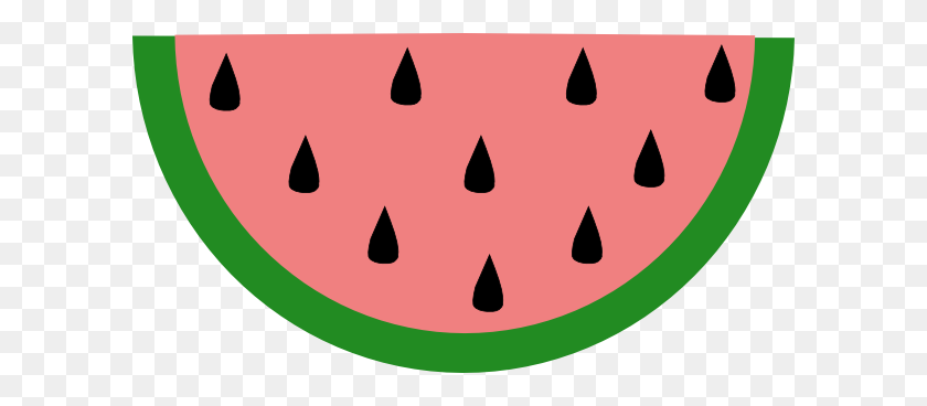 Watermelon Melon Slices - Red Watermelon Clipart , Free Transparent Clipart  - ClipartKey