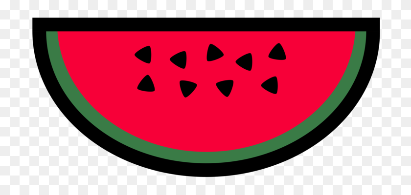 730x340 Watermelon Fruit Drawing Can Stock Photo - Melon Clipart