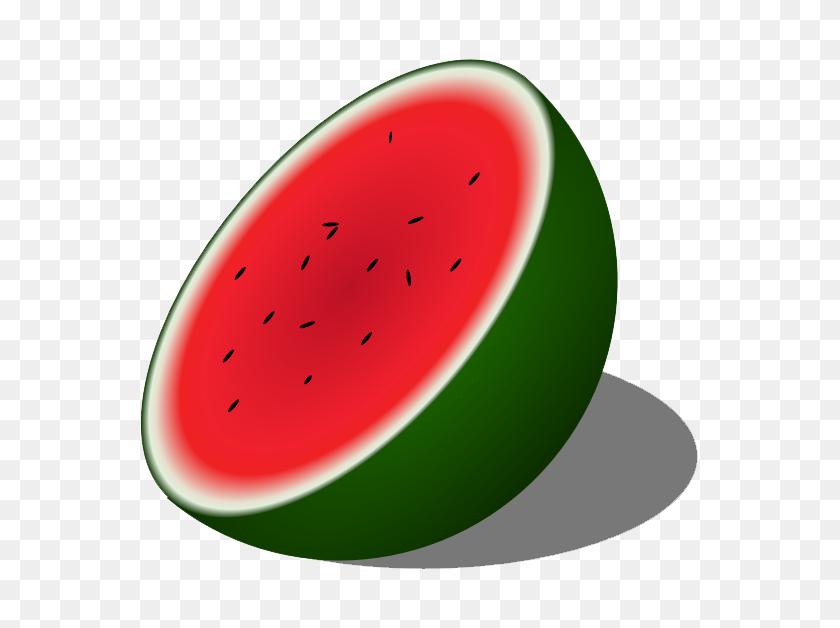 624x568 Watermelon Png Transparent Images - Melon PNG