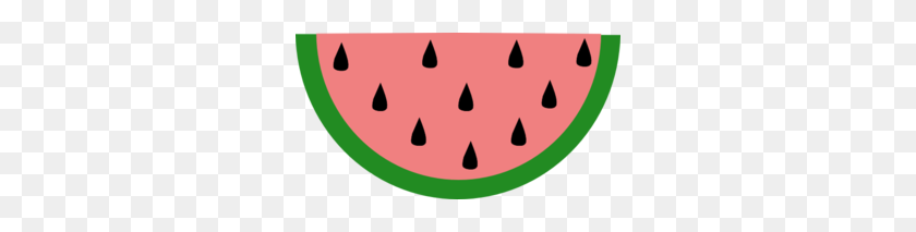 Watermelon Seed Clip Art Black And White - Watermelon Seed Clipart