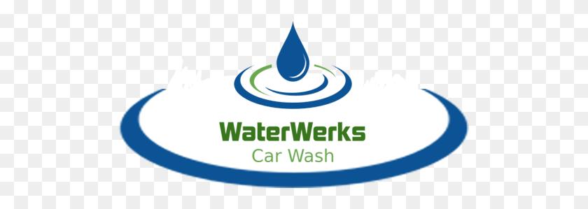 Waterwerks Car Wash Golden Valley Mn Car Wash Car Detailing - Car Wash Logo PNG