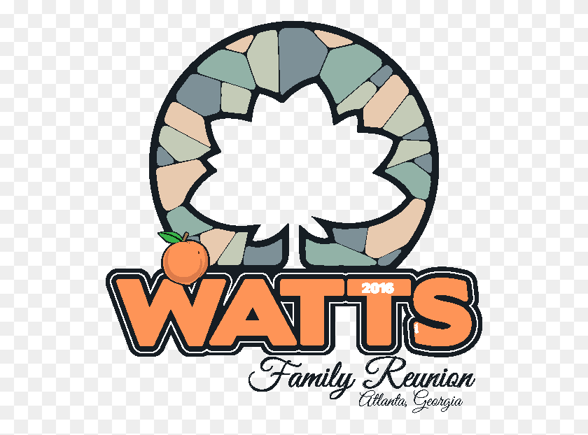 Watts Family Reunion - Family Reunion Images Clip Art