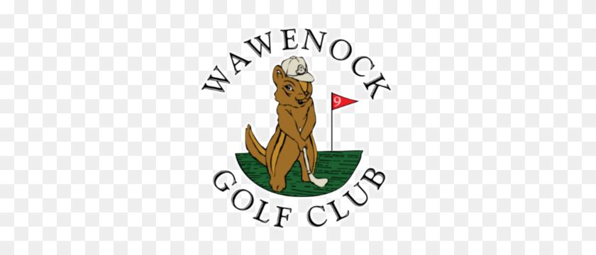 Wawenock Golf Club Walpole Golf Courses Walpole Me Public Golf - Golf Course Clip Art