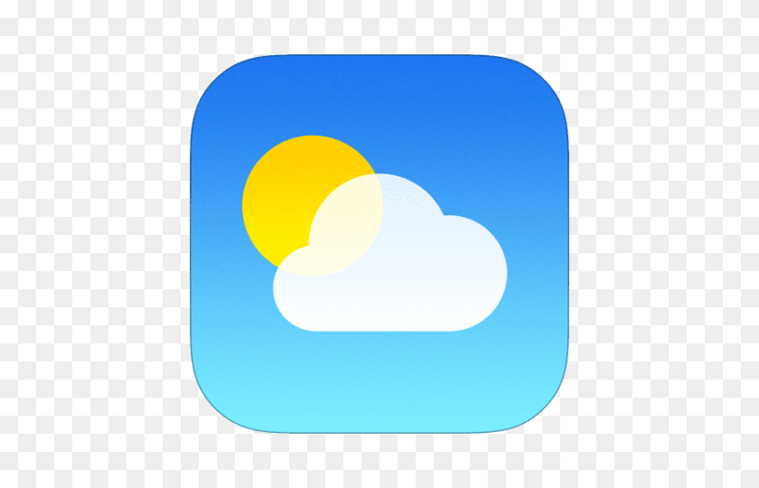 Weather Icon Ios Png - Ios PNG