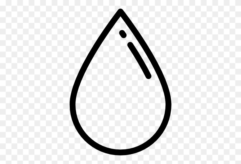 Weather, Rain, Drop, Water, Teardrop, Raindrop Icon - Raindrop Clipart