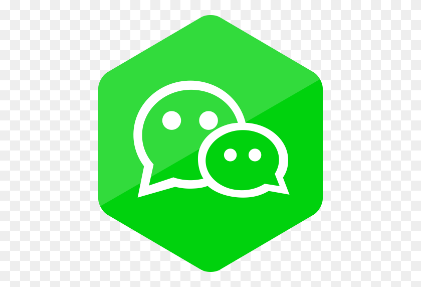 Wechat Icon - Social Media PNG – Stunning free transparent