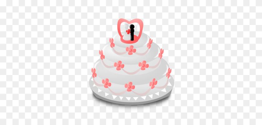 Wedding Cake Topper Wedding Invitation - Wedding Cake PNG
