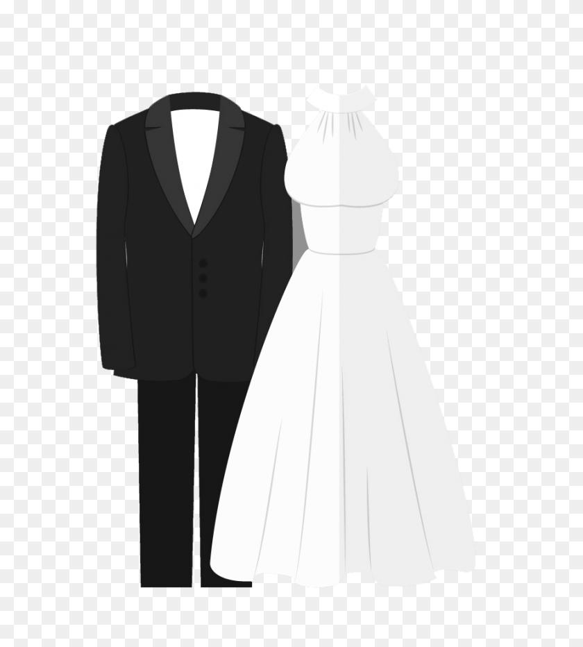 Wedding Dress And Tux Png Transparent Wedding Dress And Tux - Wedding Dress PNG