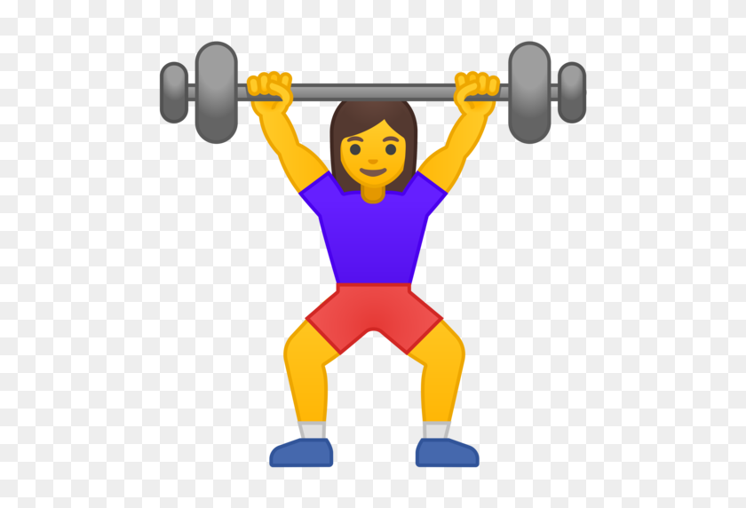 Fitness Woman With Barbell, Weight Lifting. Strength Training... Royalty  Free Cliparts, Vectors, And Stock Illustration. Image 99119053.