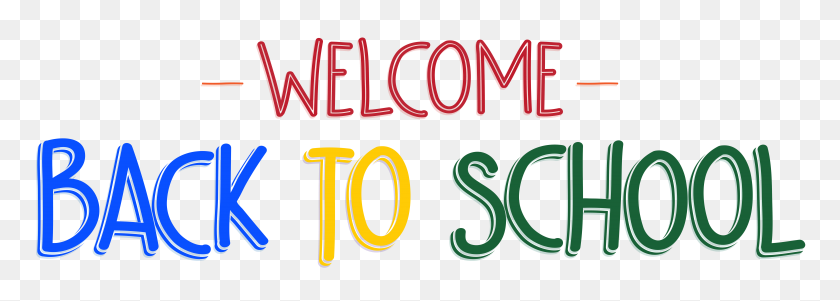 8000x2477 Welcome Cliparts Frames - Welcome To Kindergarten Clipart