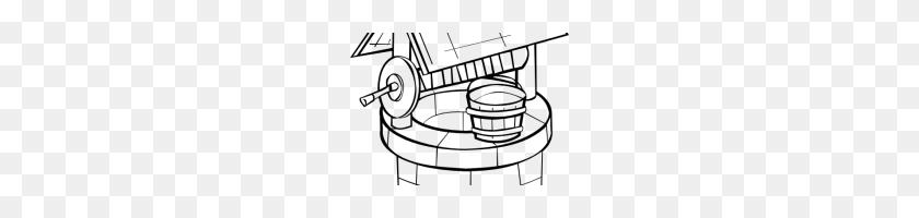 Well Clipart Black Well Clip Art - Well Clipart