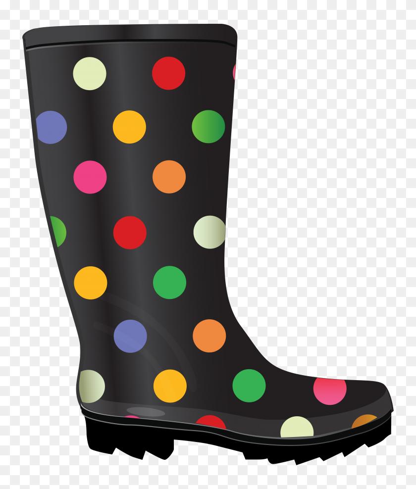 Wellington Boot Cowboy Boot Clip Art - Cowboy Boot Clipart
