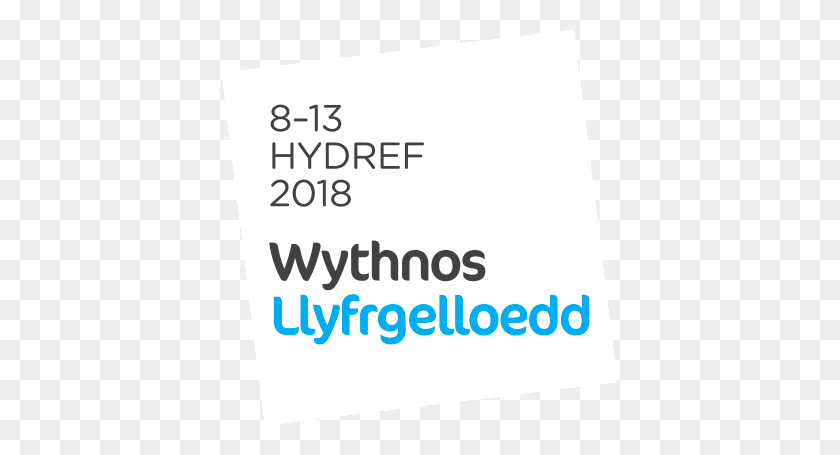 Welsh Logo Badge With Date, Png Format Libraries Week - Week PNG