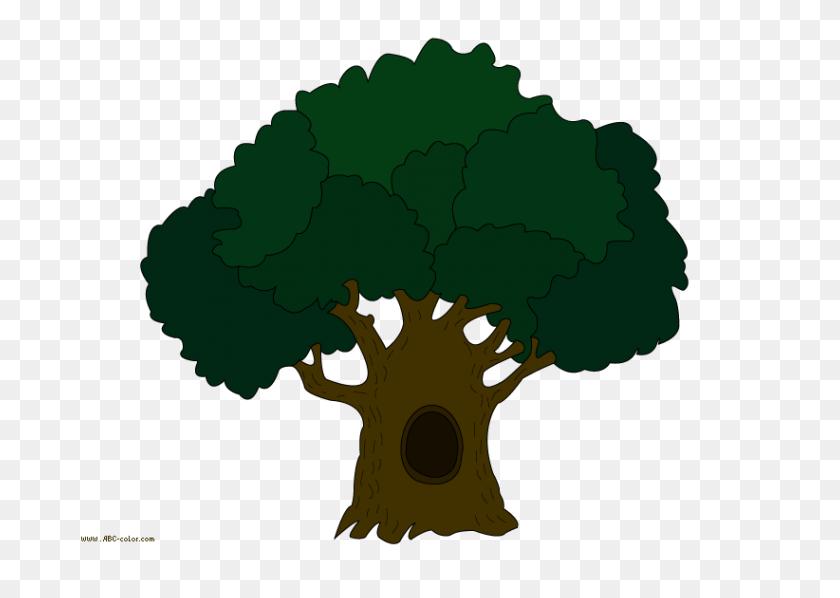 Wenremorke Oak Tree Silhouette Clip Art - Weeping Willow Tree Clipart