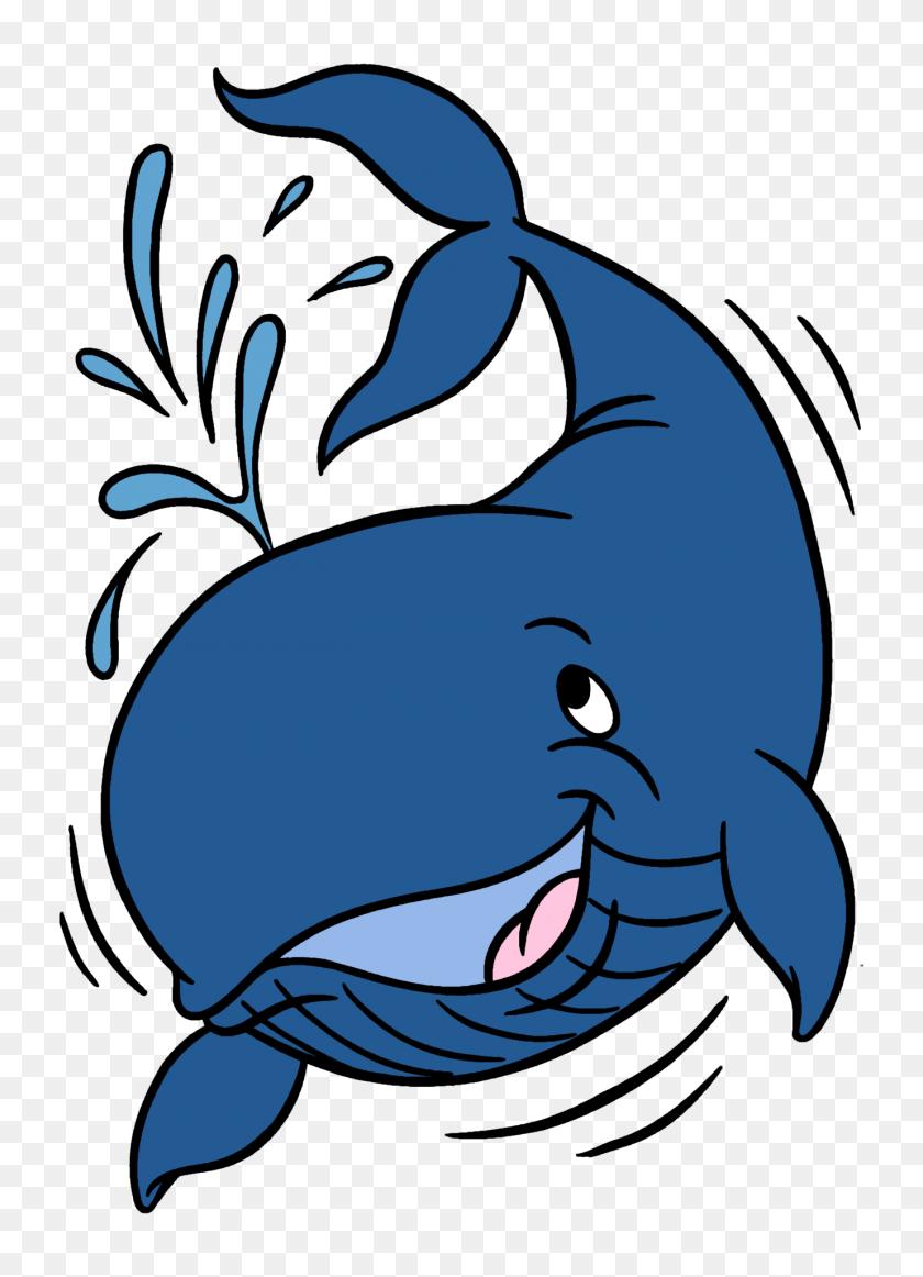 Whale Clipart Fishing Cartoons Clip Art, Whale And Sea - Shark Clipart