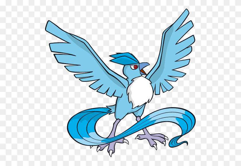 525x518 What About Articuno - Articuno PNG