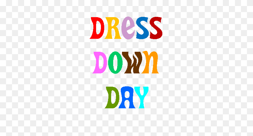 What Not To Wear On Dress Down Day Clipart - Lularoe Clipart