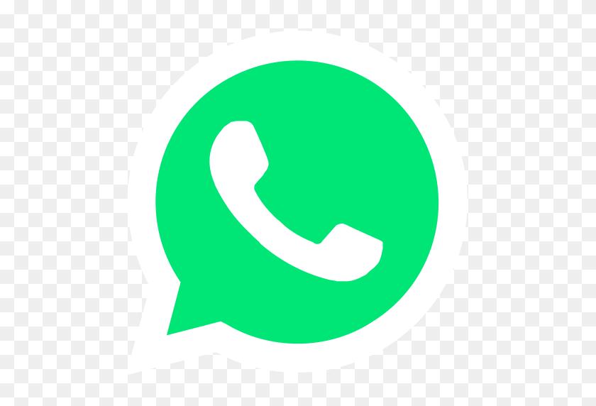 512x512 Whatsapp - Logo Whatsapp PNG