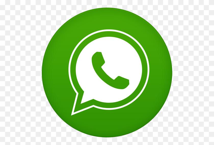 512x512 Whatsapp Logo Png Images Free Download - Logo Whatsapp PNG