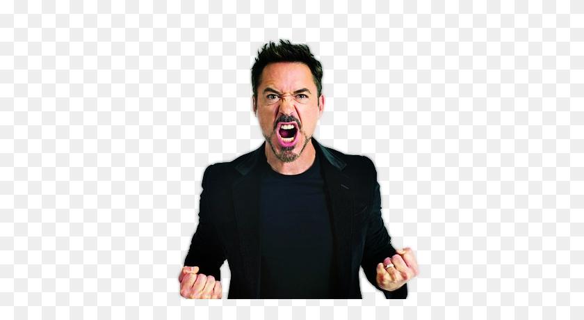 Whatsapp Status And Whatsapp Quotes Angry Status - Robert Downey Jr PNG