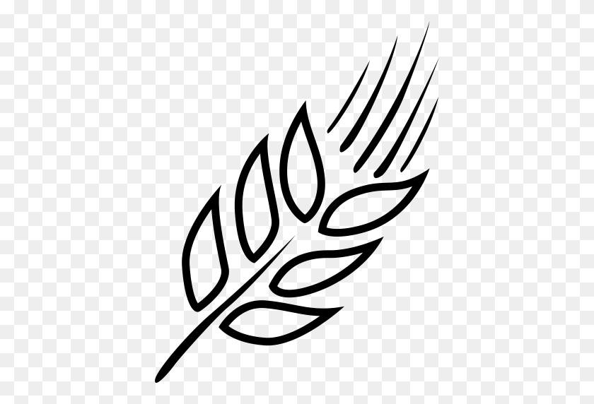 vector black and white bunch of wheat ears with whole grain and leaves   Clip  art, Black and white painting, Stained glass flowers