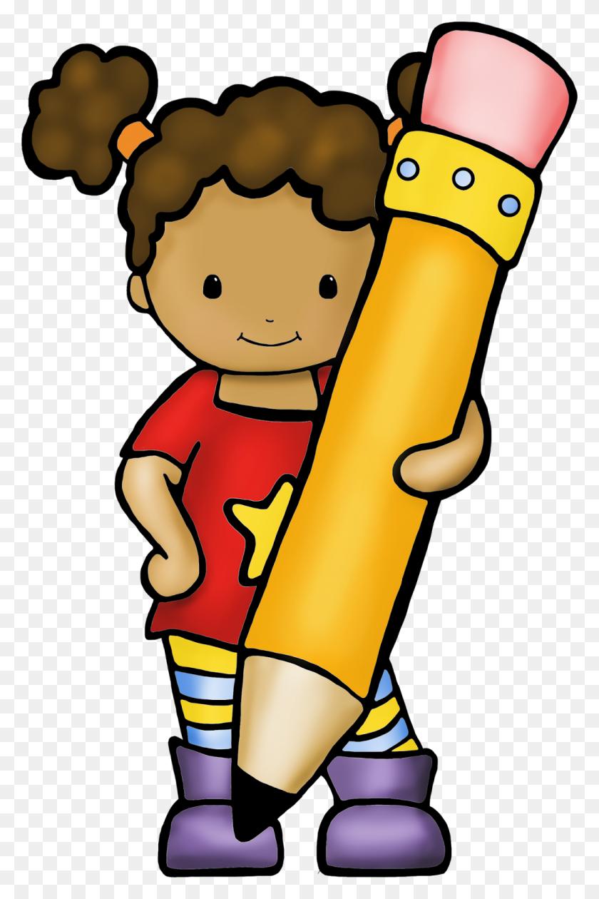 Whimsy Workshop Teaching Differentiation Clip Art - School Teacher Clipart