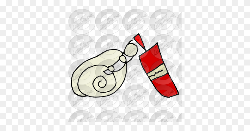 Whip Cream Picture For Classroom Therapy Use - Whip Clipart