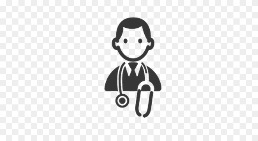 White - Doctor Images Clip Art