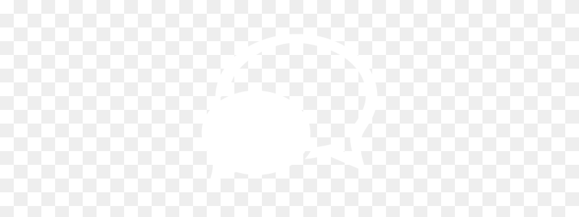 22+ Transparent Chat Icon Png White PNG