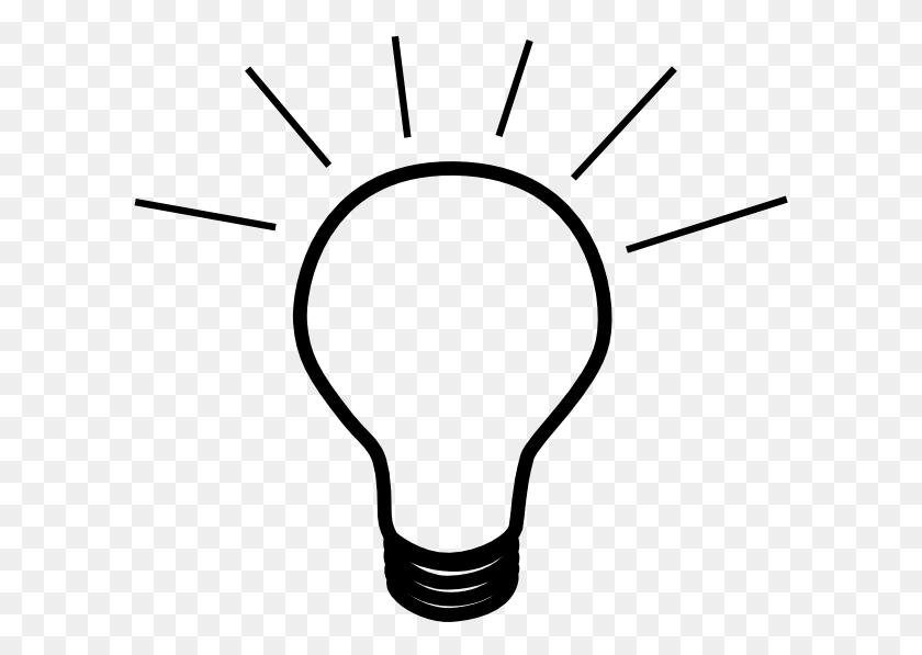 White Christmas Light Bulb Clip Art - Christmas Light Bulb Clipart