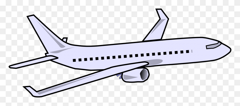 White Plane Silhouette Clipart With Regard To Plane Clipart