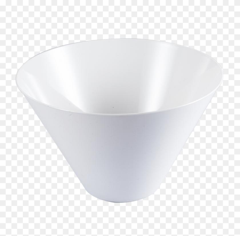 White Serving Bowls - Cereal Bowl PNG