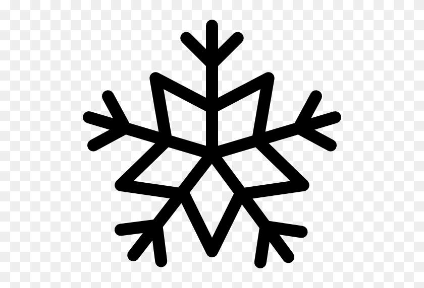 White Snowflakes Vector Png, Snowflake Clip Art - Snowflake Vector PNG