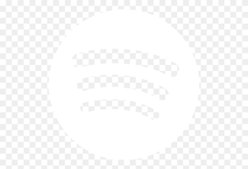 White Spotify Icon - Spotify Icon PNG