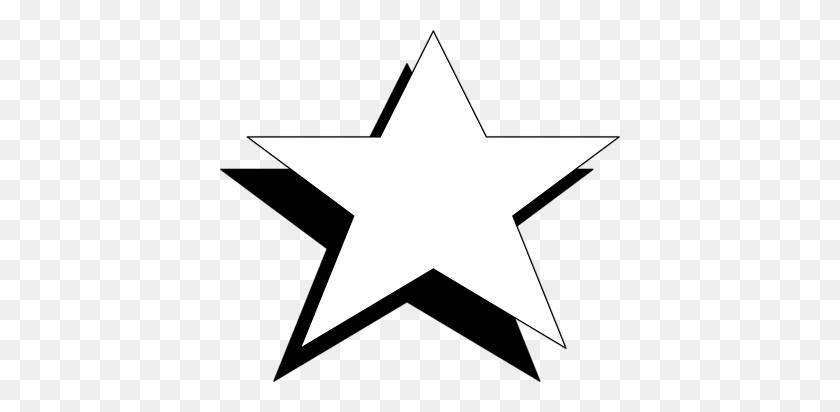 White Star Clip Art - Free Stock Clipart