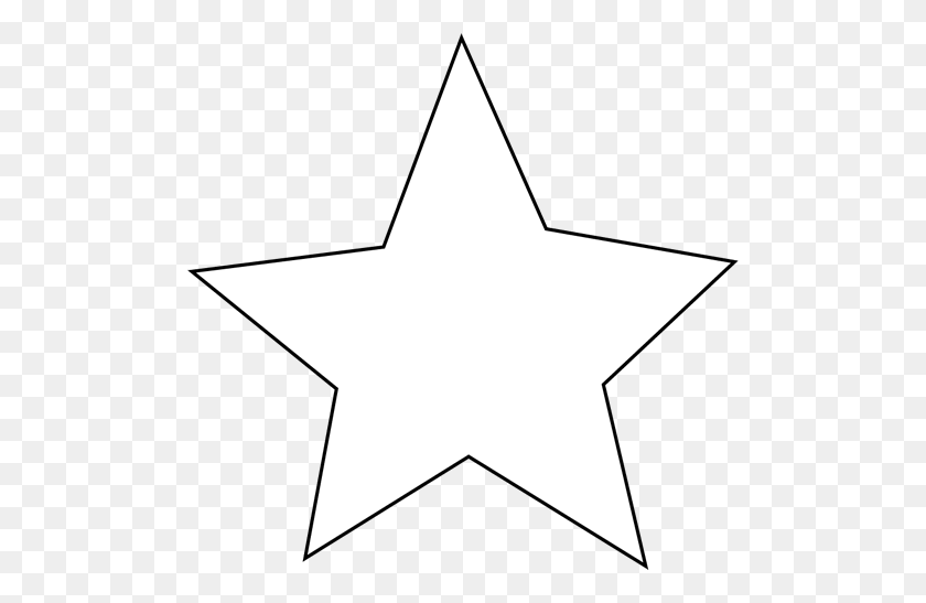 White Star Icons - Star PNG Image