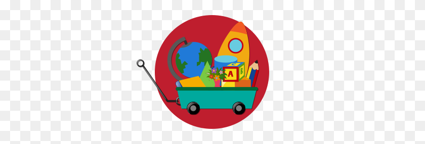 Whitmore Lake Early Childhood Center - Dramatic Play Center Clipart