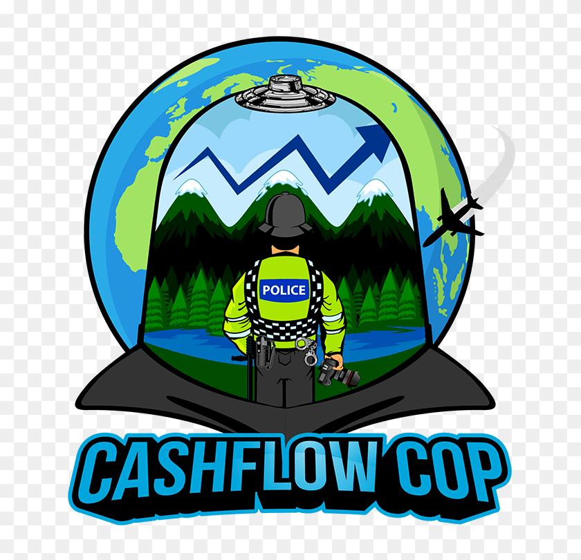 Who Is The Cashflow Cop - Cop PNG