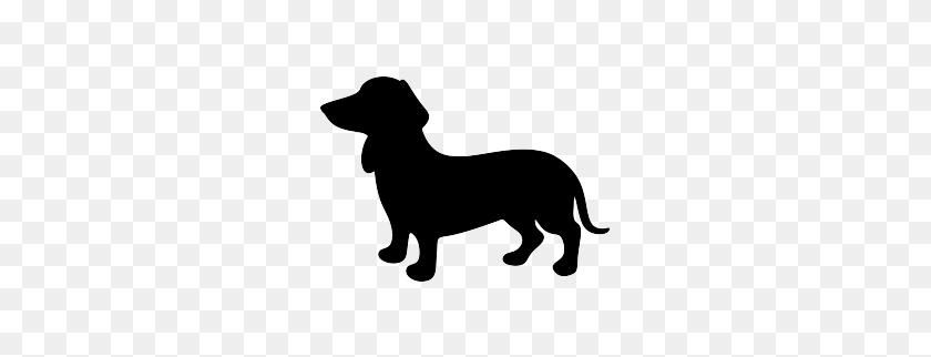 Wiener Dog Silhouette Cricut Dog Silhouette - Dog Silhouette Clip Art
