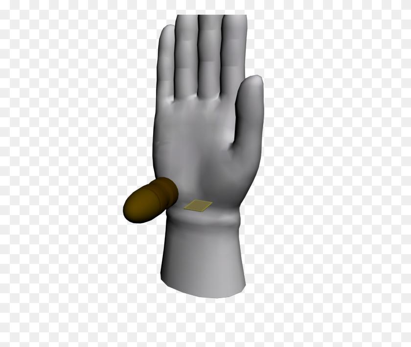 750x650 Wii U - Master Hand PNG