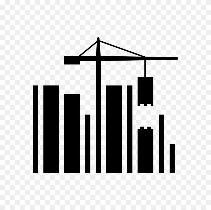 crane icon myiconfinder