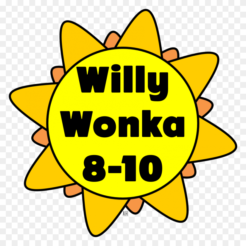 Willy Wonka Jr - Willy Wonka Clip Art