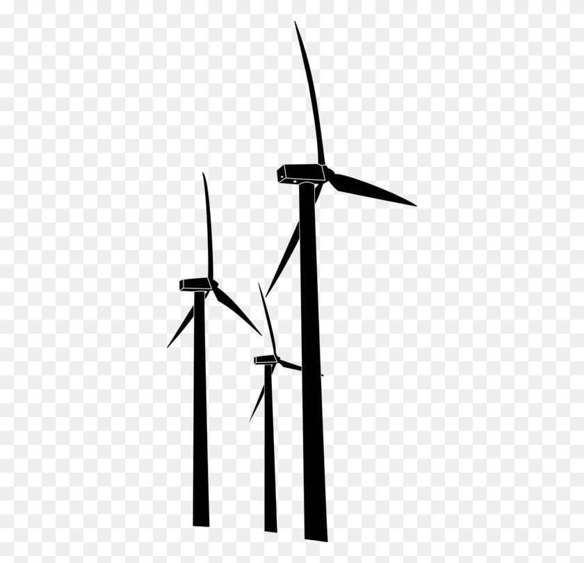 Wind Farm Wind Turbine Wind Power Energy - Wind Turbine Clipart