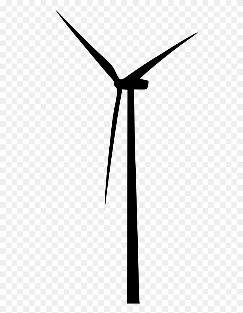 Wind Turbine - Wind Turbine Clipart